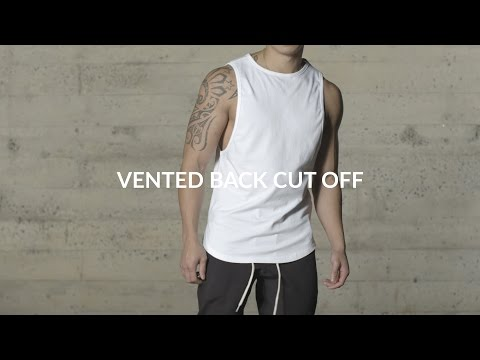 Aesthetic Revolution | Vented Back Cut Off