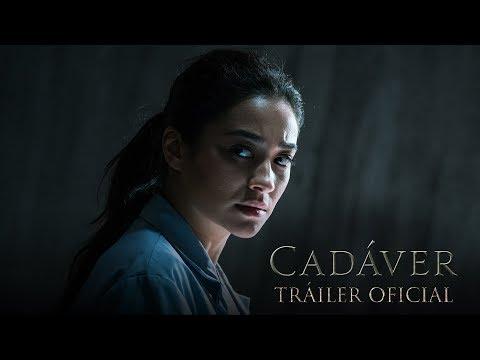 CADÁVER. Tráiler Oficial HD en español. En cines 30 de noviembre.