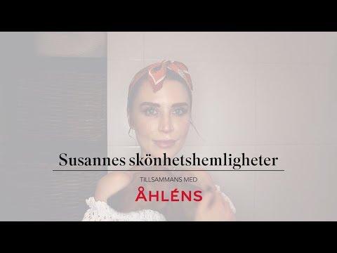 Skönhetshemligheter med Susanne Barnekow!