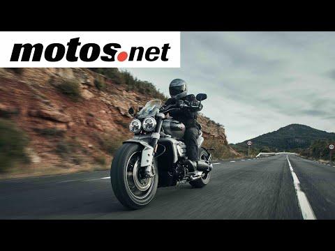 Triumph Rocket3 GT / Prueba / Test / Review en español