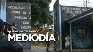 Ocurre segunda masacre de presos en menos de 3 días en Honduras   Noticias Telemundo