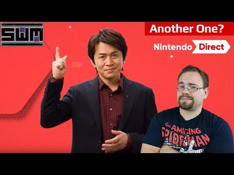 connectYoutube - News Wave! - Wait...Is Another Nintendo Direct Coming This Week?
