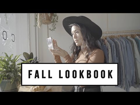 FALL 2018 LOOKBOOK - That 70's Inspiration | ANN LE