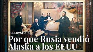 Por qué Rusia vendió Alaska a Estados Unidos, su gran rival hoy en la guerra del Ártico
