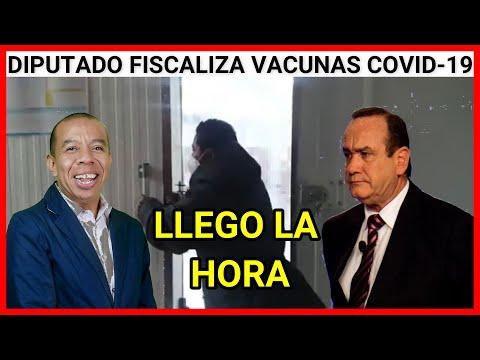 Urgente Diputado Aldo Daviala en Verificación de cantidad y resguardo de la Vacunas contra Covid-19