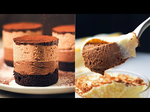 Satisfying Chocolate Cake and Desserts Recipes Step by Step | Delicious Chocolate Cake Decoration