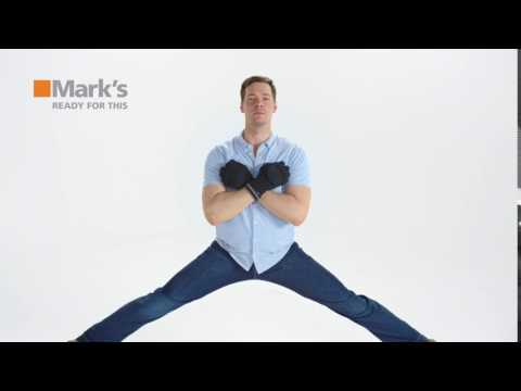 The Splits - Performance Stretch Jeans at Mark's