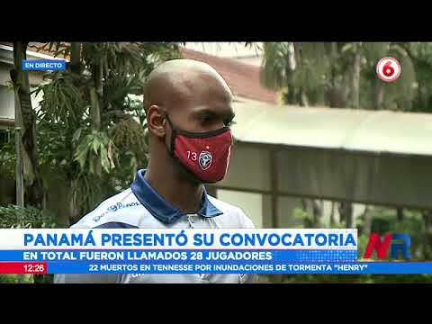 Panamá presentó su convocatoria para la eliminatoria mundialista