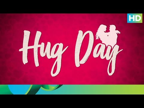 Week of Love | A day for hugs