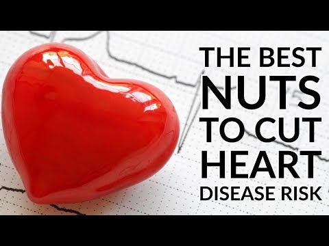 4 Healthiest Nuts to Eat for Your Heart