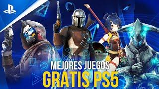 Los MEJORES JUEGOS GRATIS para PLAYSTATION 5 con Albi HM | Conexión PlayStation