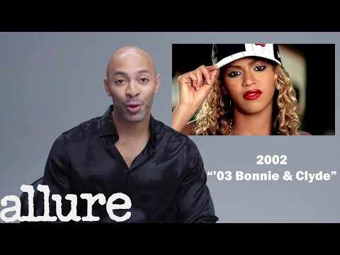 Beyoncé?s Makeup Artist Explains Her Iconic Music Video Looks | PART 2: 1999-2011 | Allure