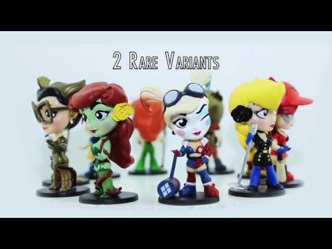 DC Lil Bombshells Series 1.5 Promo