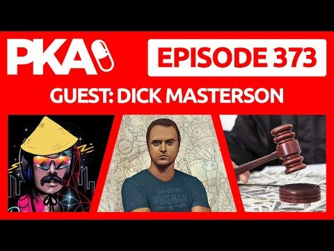 connectYoutube - PKA 373 w/Dick Masterson - Dick's Half A Billion Lawsuit, Kyle & Wings Stream, DrDisrespect Trouble?