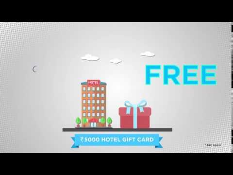 MakeMyTrip's Cashless Travel Carnival - Domestic Flight Offer