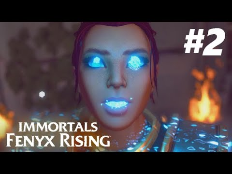 Immortals Fenyx Rising (2020) Gameplay Walkthrough   Part 2 [PS4 1080p 60FPS]