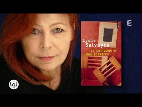 Vidéo de Lydie Salvayre