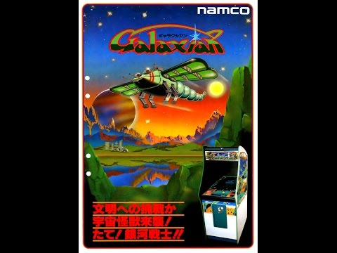 Galaxian Recreativos Franco