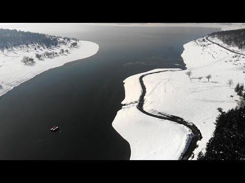 Bolu'da Gölköy Barajı'nda su seviyesi yüzde 32'ye yükseldi