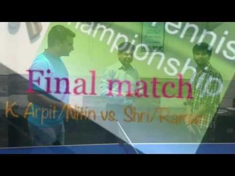 BTPL Employees - Table Tennis Championship