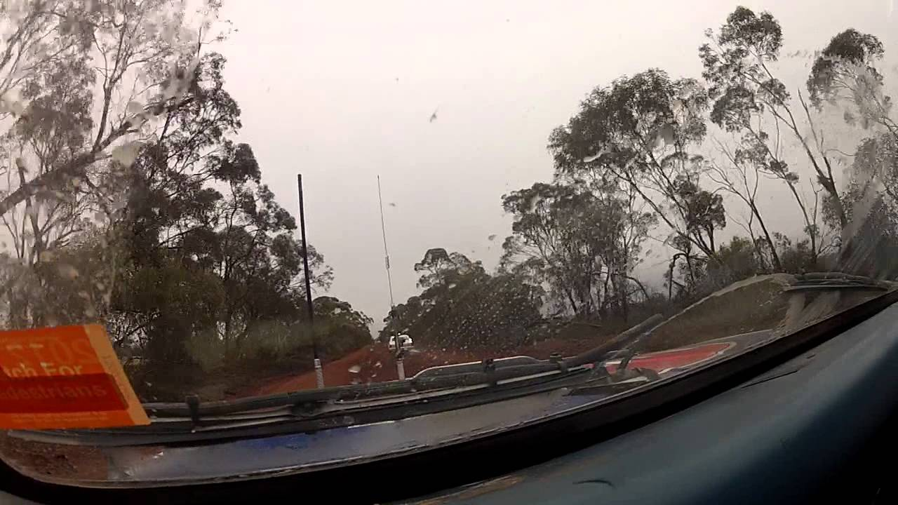 RFDS Outback Car Trek 2012 - Car 56 Onboard