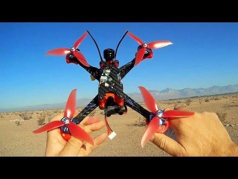 Excelvan X218S FPV Racer Drone Flight Test Review