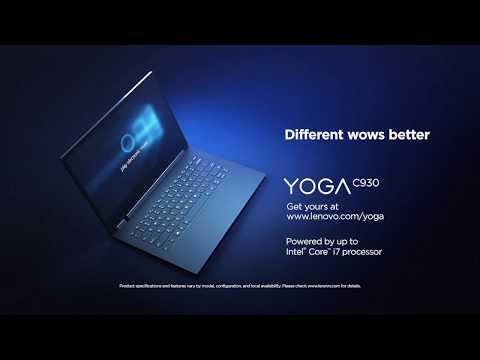 Discover YOGA C930