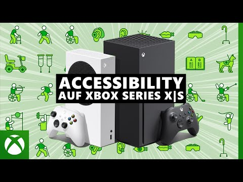Diese Accessibility-Features warten auf Xbox Series X|S | Xbox Accessibility Guide