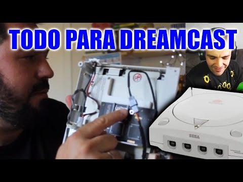 Dreamcast Modificada. Explicación, análisis y precios.0