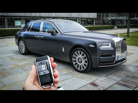 465.000? Rolls Royce Phantom Driven: The ULTIMATE Luxury Extravaganza! [Sub ENG]