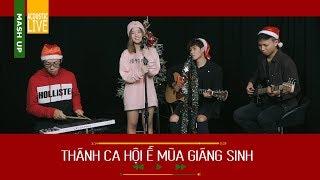 Video MASH UP THÁNH CA HỘI Ế MÙA GIÁNG SINH | FANNY X HỮU NHÂN X ACOUSOUL BAND -