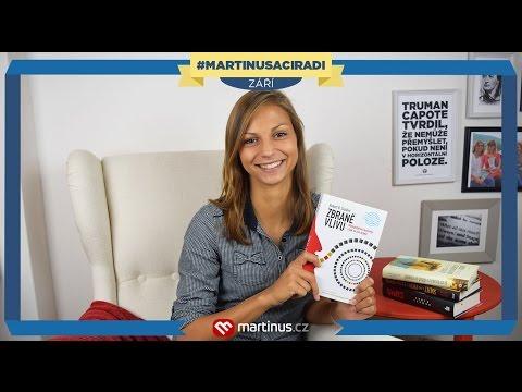 Zářijové knižní tipy: Ivka - Zbraně vlivu #martinusaciradi