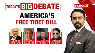 AMERICA PULLS TIBET CARD, TIME INDIA BACKS IT? | NewsX - NEWSXLIVE
