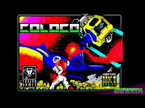 Coloco [Manu Segura] 2020 - ZX Spectrum