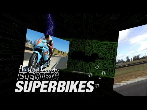 Australian Electric Superbikes Ident