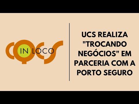 """Imagem post: UCS realiza """"Trocando Negócios"""" em parceria com a Porto Seguro"""