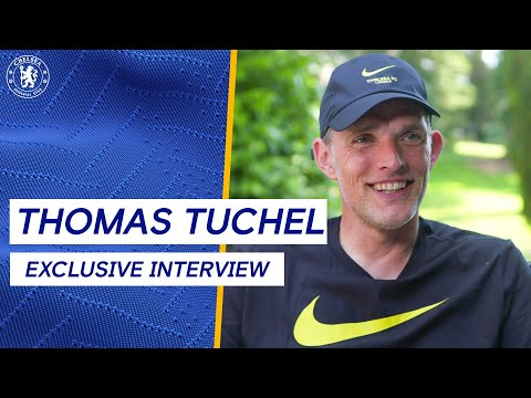 EXCLUSIVE: Thomas Tuchel's Thoughts On Pre-Season and His Lucky Champions League Shoes! ?