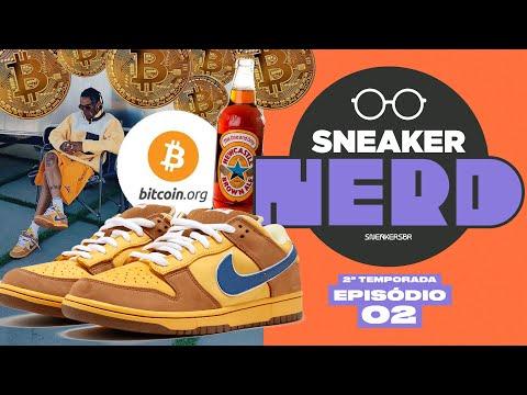 SneakerNerd Por SneakersBR - S02 Ep.02: Bitcoins, Valorização e Nike Dunk