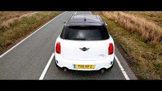 2012 MINI Cooper SD Countryman On Track