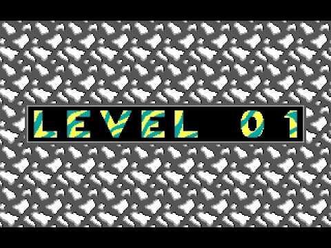 Flashy Cars (Goldy Games 1992) - PC DOS (EGA)