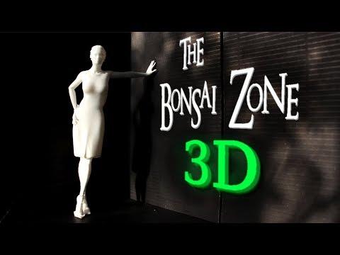 Planting Bonsai Trees in My 3D Printed Pots, Part 1, Jan 2018