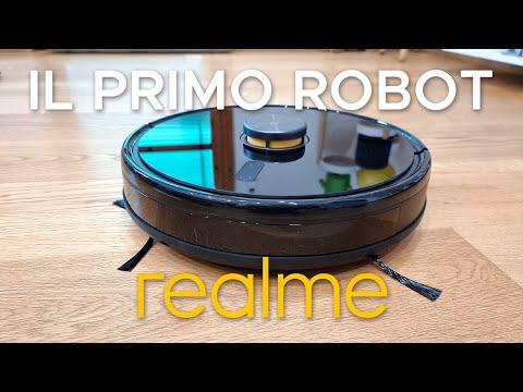 Il primo robot aspirapolvere di REALME:  …
