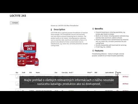 Henkel Adhesives eshop pre partnerov