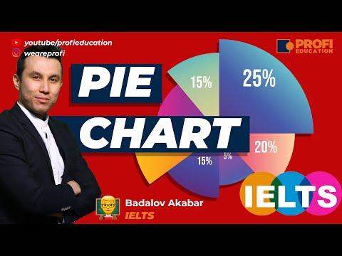 Writing Task 1: Pie chart