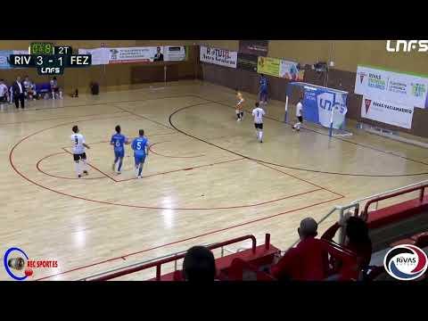 Rivas Futsal - Full Energía Zaragoza Jornada 8 Grupo D Segunda División Temp 20 21