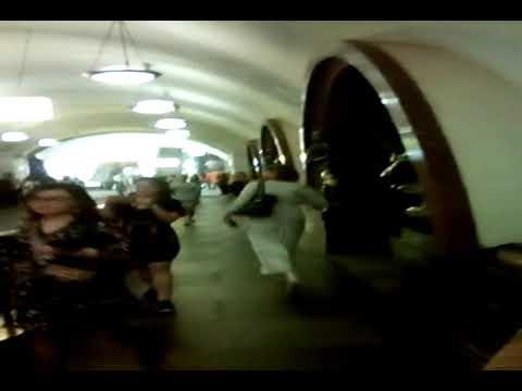 Un garbeo por el Metro de Moscú