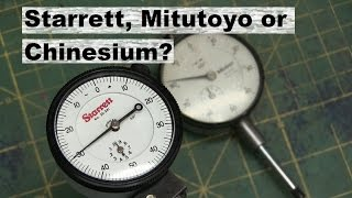 BOLTR: Mitutoyo Dial Indicator
