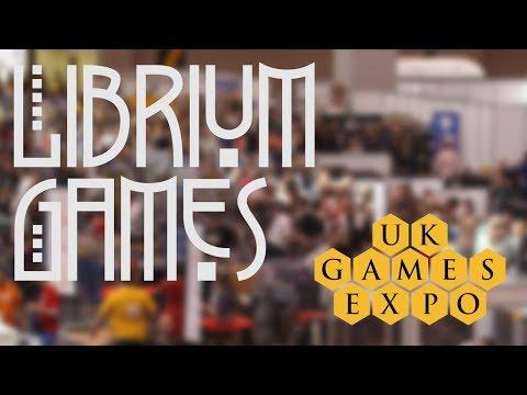 UK Games Expo 2017 - Librium Games