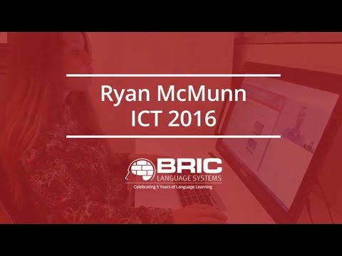 ICT for Language Learning 2016 - What Executives Are Saying