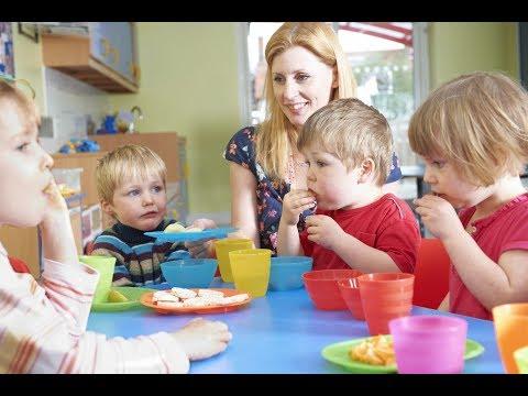 Matsäkerhet i barnomsorg - onlineutbildning